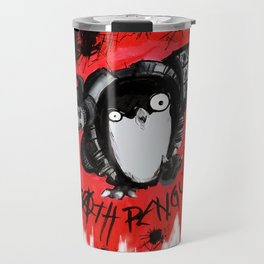 Death Penguin Travel Mug