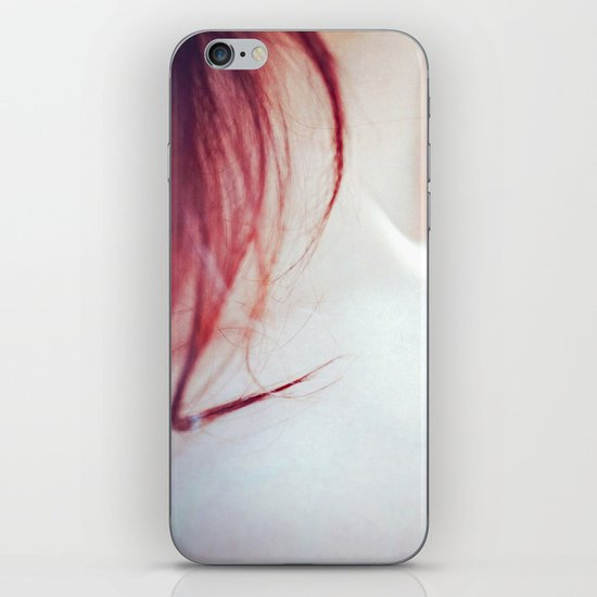 The Siren of Stonehaven iPhone & iPod Skin