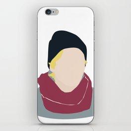 Isak Valtersen iPhone Skin