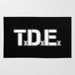 TDE - Top Dawg Entertainment - Kendrick Lamar Rug