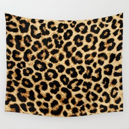 ReAL LeOparD Wall Tapestry