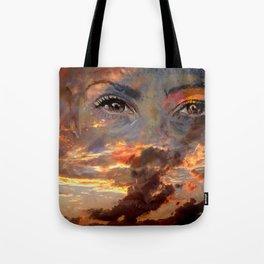 BERRIN SKY Tote Bag
