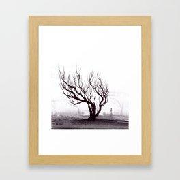 Three for a Girl Framed Art Print