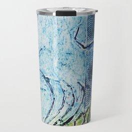 gravura colagraf landscape 01 Travel Mug