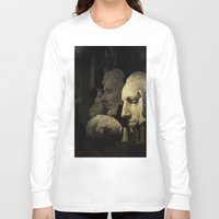 rushmore Long Sleeve T-shirts featuring Faces of Rushmore by Judith Lee Folde Photography & Art