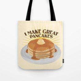 Pancakes Tote Bag