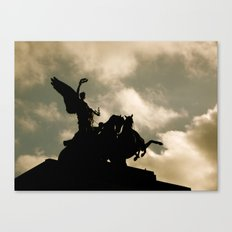 Look Above Canvas Print