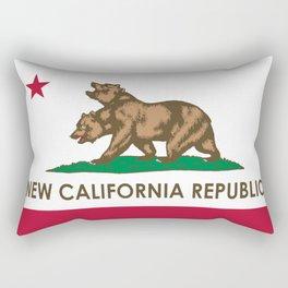 New California Republic Rectangular Pillow