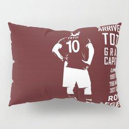 Arrivederci Totti Pillow Sham