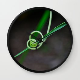 Spiral of the Universe Wall Clock