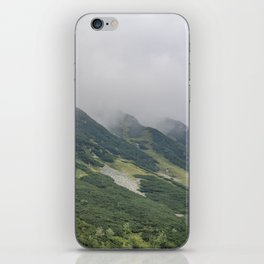 Four Mountains iPhone Skin