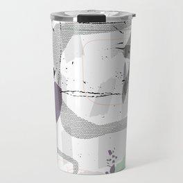 Controlled Chaos Travel Mug
