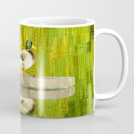 Duck Days Coffee Mug