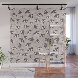 Jelly bean orcas Wall Mural