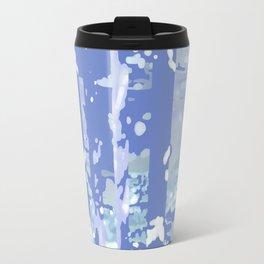 water abstract 1 Travel Mug