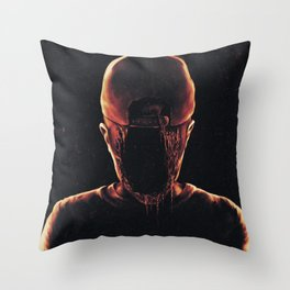 Nightmares in My Reality Throw Pillow