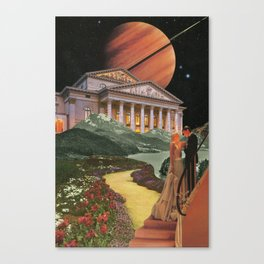 Night At The Opera Canvas Print