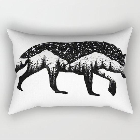 Nightcall  Rectangular Pillow