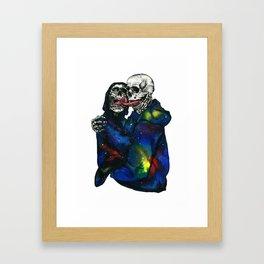 Decay together Framed Art Print