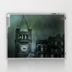 Spotlight On Time Laptop & iPad Skin