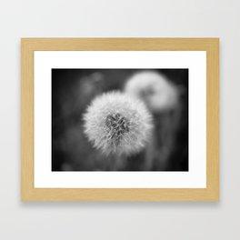 Blow! Framed Art Print