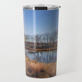 Downstream Campground, North Dakota 10 Travel Mug