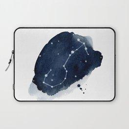 Zodiac Star Constellation - Scorpio Laptop Sleeve