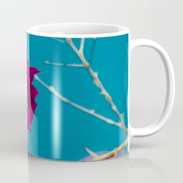 Pink and blue Coffee Mug