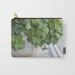 Downtown Flower Pot Carry-All Pouch