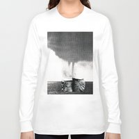 california Long Sleeve T-shirts featuring California by Erin Case
