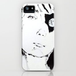 Femme X - Tearing It Up iPhone Case