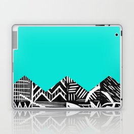 Sky lino bright Laptop & iPad Skin