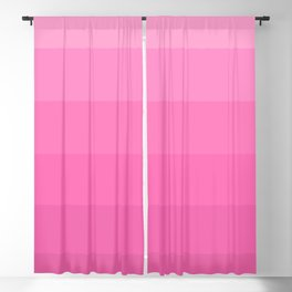 Pink Ombré 1 Blackout Curtain