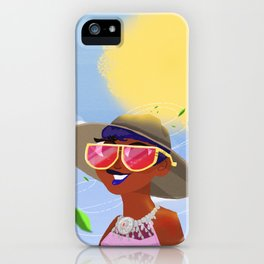 E C L E C T I C iPhone Case