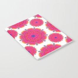 Pink Mandalas Notebook