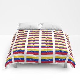 Flag of Venezuela-Venezuela,venezuelan,Venezolano,caracas,maracaibo. Comforters