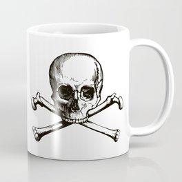 Skull and Crossbones | Jolly Roger Coffee Mug