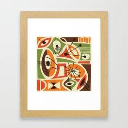 Charco Framed Art Print