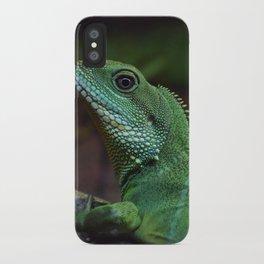 Lizzard iPhone Case