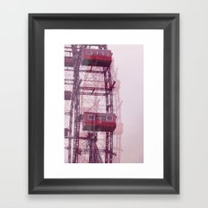 lunapark  Framed Art Print