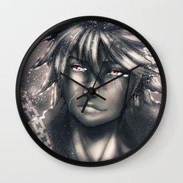Shadow Blader Wall Clock