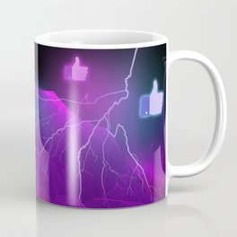 I need Love not Likes Coffee Mug