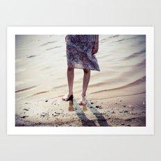 feets Art Print