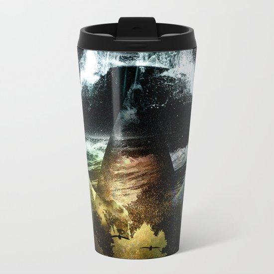 Thunder child Metal Travel Mug
