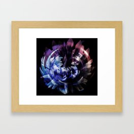 Surreal Questioned Framed Art Print
