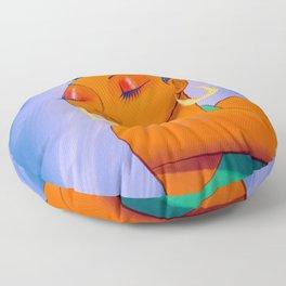Glimmer Floor Pillow