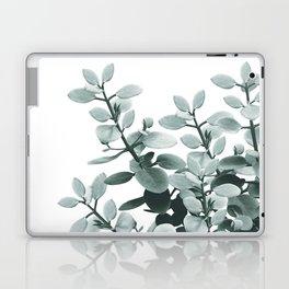 Eucalyptus Leaves Green Vibes #1 #foliage #decor #art #society6 Laptop & iPad Skin
