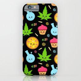 Sweet 420 iPhone Case