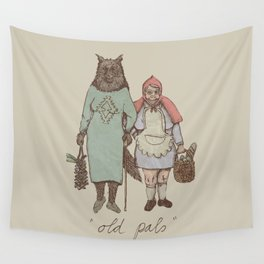 old pals Wall Tapestry