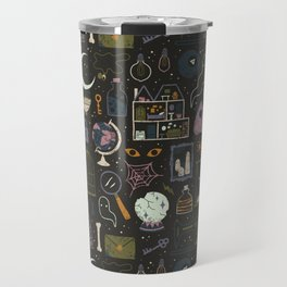 Haunted Attic Travel Mug